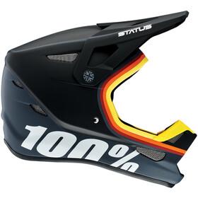 100% Status DH/BMX Cykelhjälm kramer
